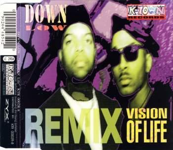 DOWN LOW - Vision Of Life - CD Maxi