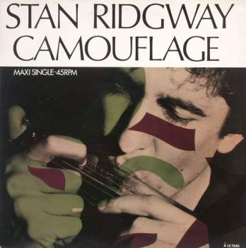Ridgway, Stan - Camouflage