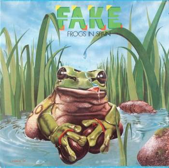 Fake - Frogs In Spain