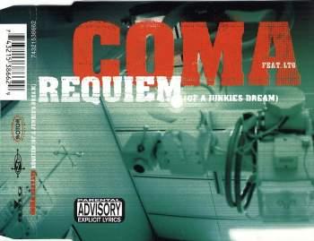 COMA FEAT. LTG - Requiem (Of A Junkies Dream) - CD Maxi