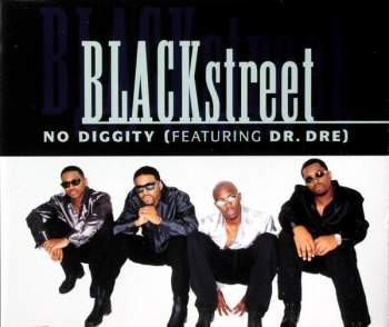BLACKSTREET FEAT. DR. DRE - No Diggity - MCD