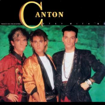 CANTON - Stay With Me - 12 inch x 1