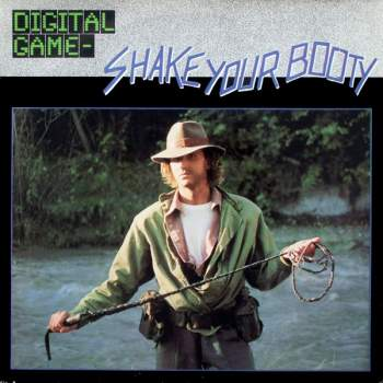 Digital Game - Shake Your Booty