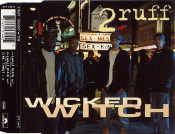 2 RUFF - Wicked Witch - MCD