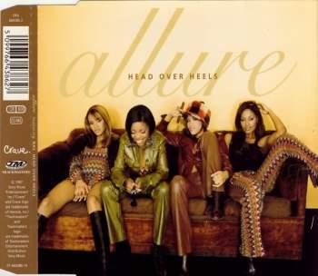 ALLURE - Head Over Heels - CD Maxi