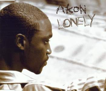 AKON - Lonely - CD Maxi