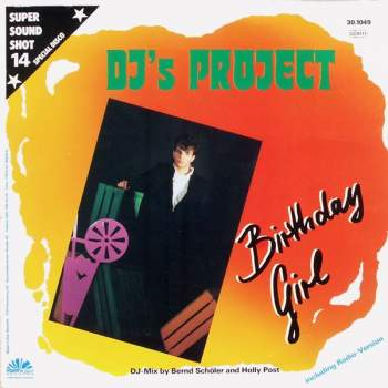 DJ's Project - Birthday Girl