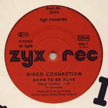 Disco Connection - Born To Be Alive