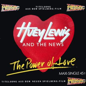 Lewis, Huey & The News - The Power Of Love