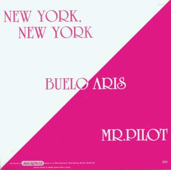 Buelo Aris - New York, New York / Mr. Pilot