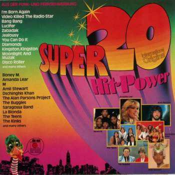 Various - Super 20 Hit-Power