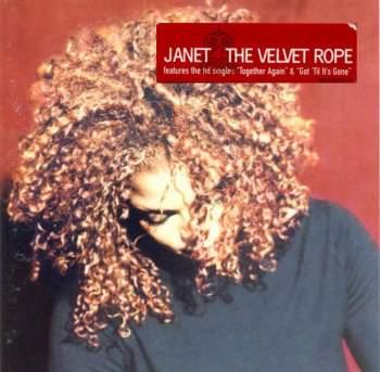 Janet Jackson The Velvet Rope Vinyl Records Lp Cd On