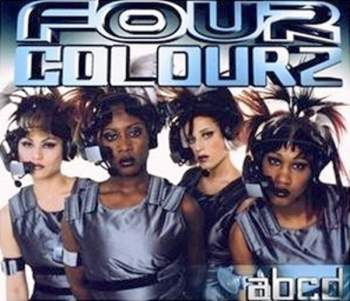 FOUR COLOURZ - ABCD - CD Maxi