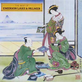Emerson, Lake & Palmer - The Best Of Emerson, Lake & Palmer