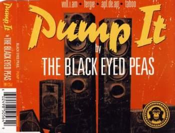 BLACK EYED PEAS - Pump It - CD Maxi