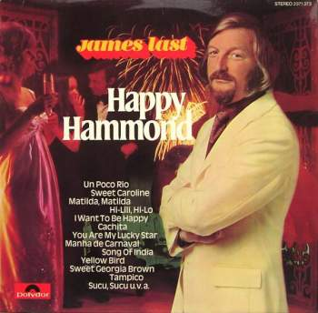 Last, James - Happy Hammond