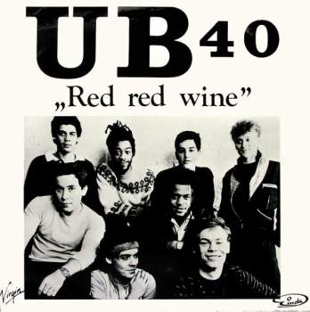 UB 40 - Red Red Wine