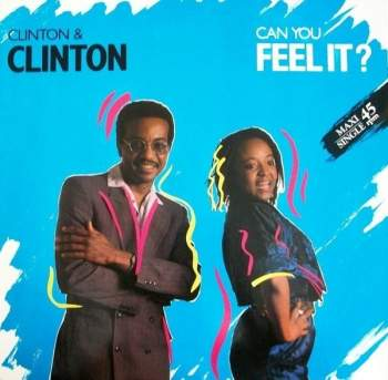 Clinton & Clinton - Can You Feel It