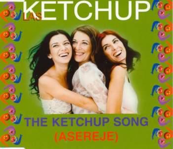 LAS KETCHUP - The Ketchup Song (Asereje) - CD Maxi