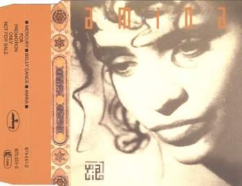 AMINA - Belly Dance - CD Maxi