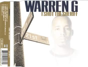 G., WARREN - I Shot The Sheriff - MCD