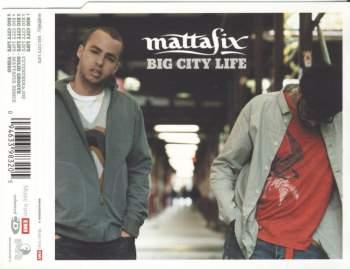 MATTAFIX - Big City Life - CD Maxi