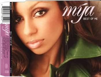 MYA - Best Of Me - CD Maxi