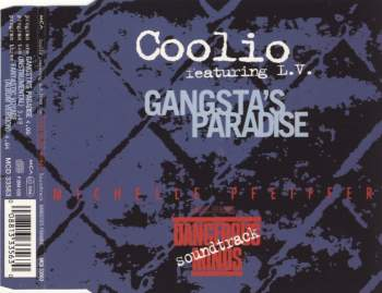 COOLIO - Gangsta's Paradise - CD Maxi