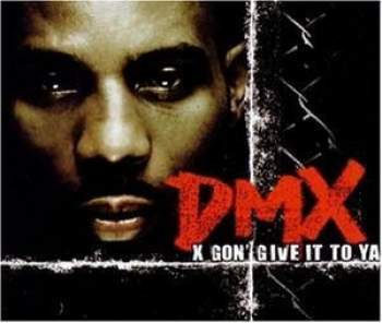 DMX - X Gon' Give It To Ya - CD Maxi