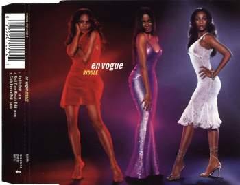 EN VOGUE - Riddle - CD Maxi