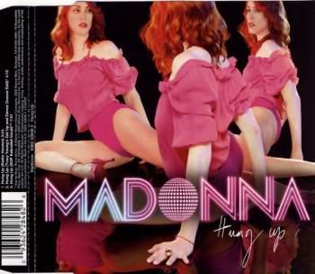 MADONNA - Hung Up - CD Maxi