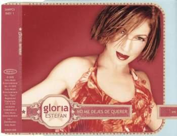 ESTEFAN, GLORIA - No Me Dejes De Querer - CD Maxi