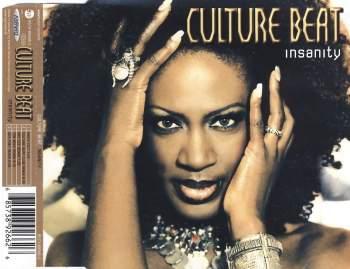 CULTURE BEAT - Insanity - CD Maxi