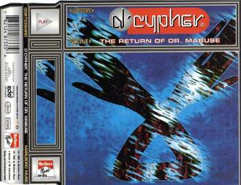 D'CYPHER - The Return Of Dr. Mabuse - MCD