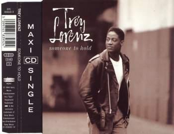 LORENZ, TREY - Someone To Hold - CD Maxi