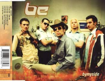 BE - By My Side - CD Maxi