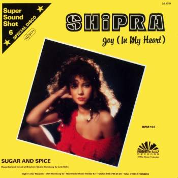Shipra - Joy (In My Heart)