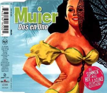 DOS EN UNO - Mujer - CD Maxi