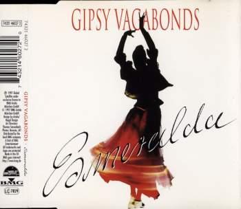 GIPSY VAGABONDS - Esmeralda - CD Maxi