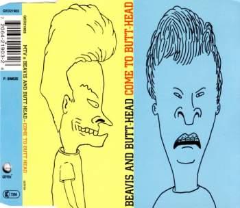 BEAVIS & BUTT-HEAD - Come To Butt-Head - CD Maxi