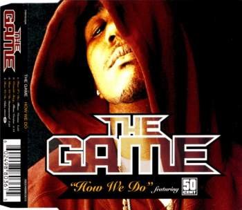 GAME - How We Do - CD Maxi