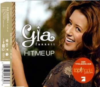 FARRELL, GIA - Hit Me Up - CD Maxi