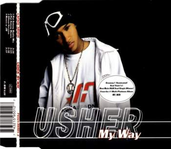 USHER - My Way - CD Maxi