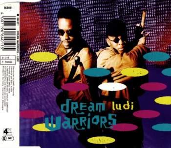 DREAM WARRIORS - Ludi - CD Maxi