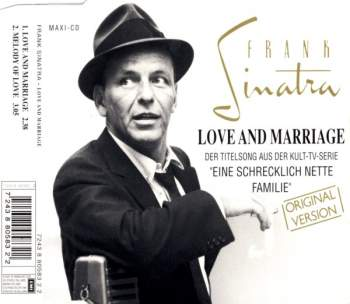 SINATRA, FRANK - Love And Marriage - CD Maxi