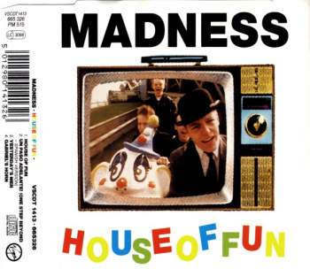 MADNESS - House Of Fun - CD Maxi