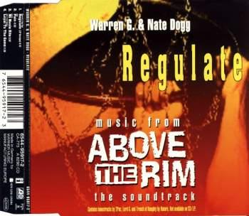 G., WARREN & NATE DOGG - Regulate - CD Maxi