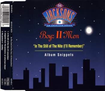 BOYZ II MEN - In The Still Of The Nite - CD Maxi