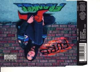 FRANKEE - F. U. Right Back - CD Maxi