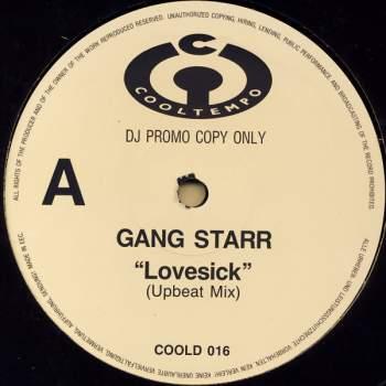 GANG STARR - Lovesick - 12 inch x 1